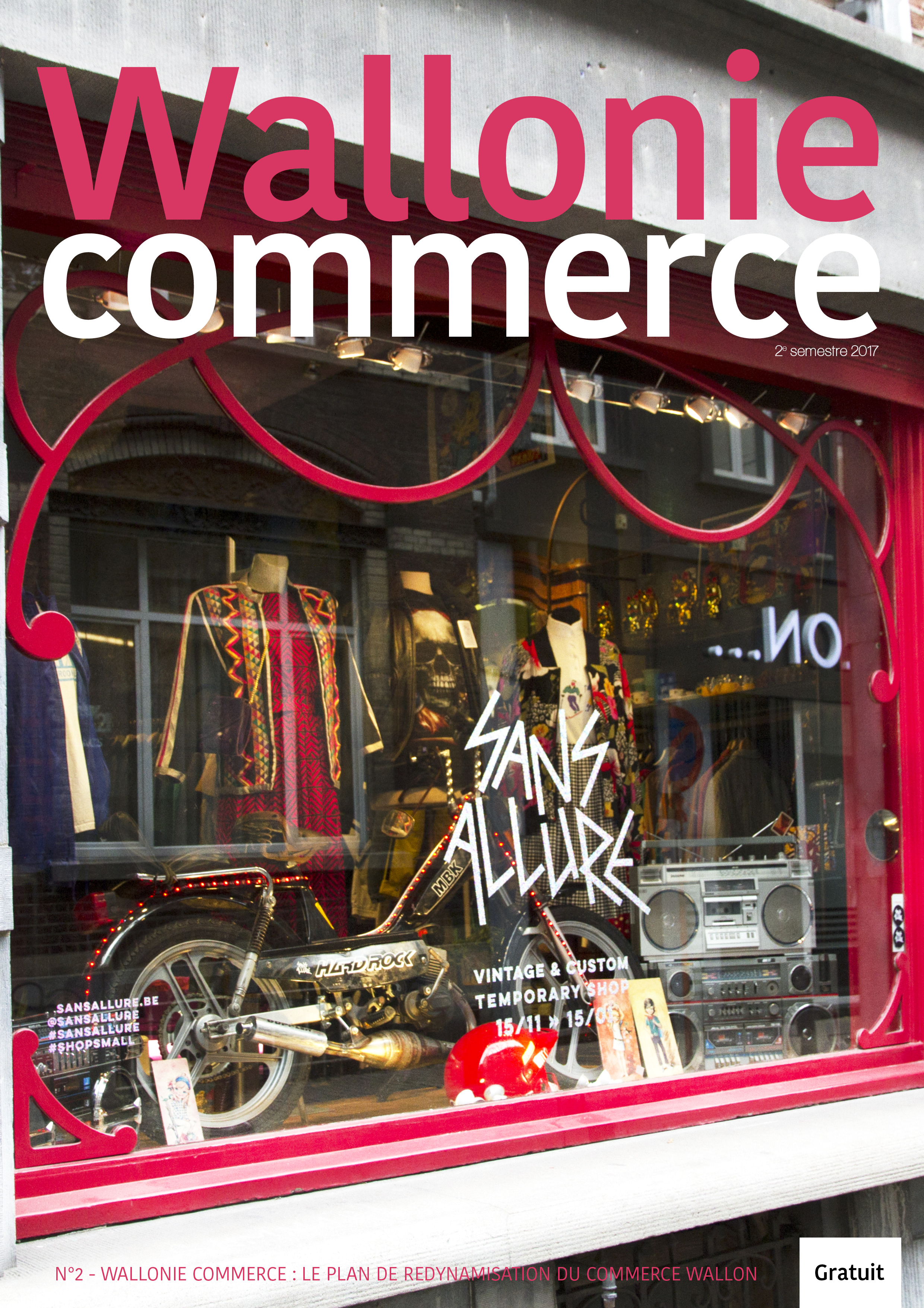 Edition n°2 Wallonie Commerce